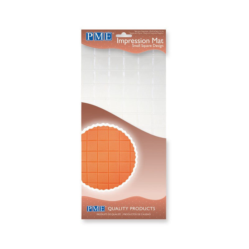 Small Square PME Impression Mat