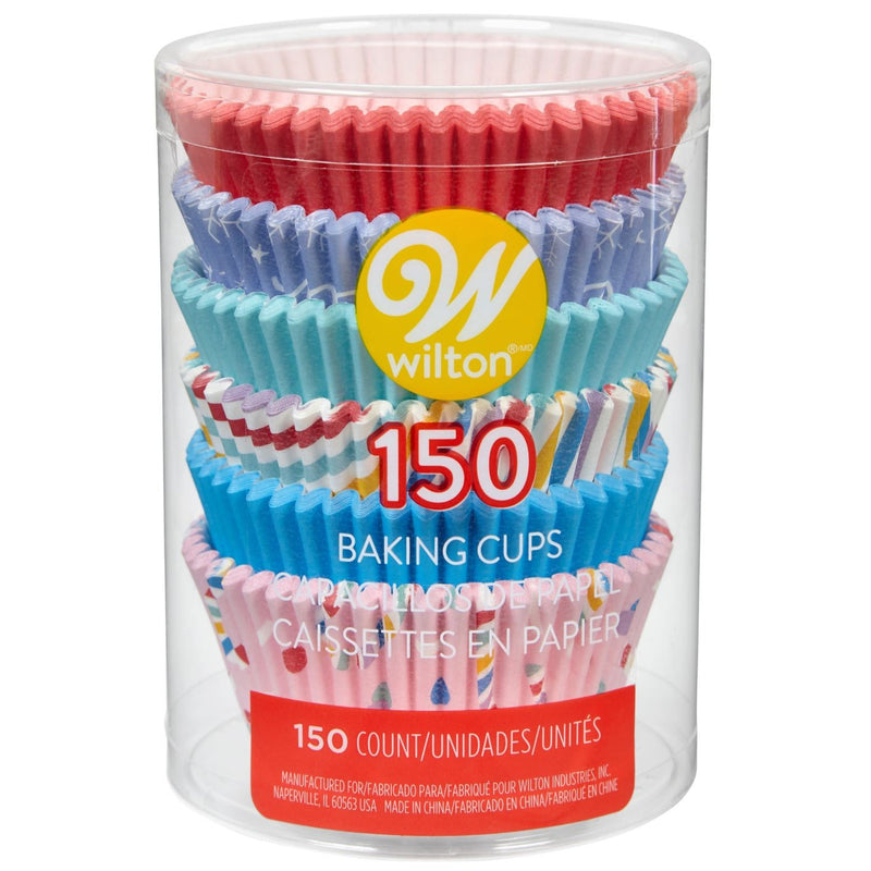Christmas Baking Cups Assortment, 150
