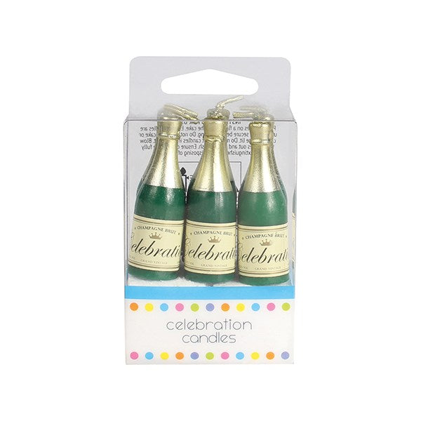 Champagne Celebration Candles