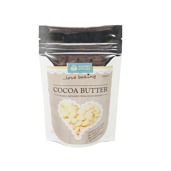 Squires Kitchen Cocoa Butter, 100g