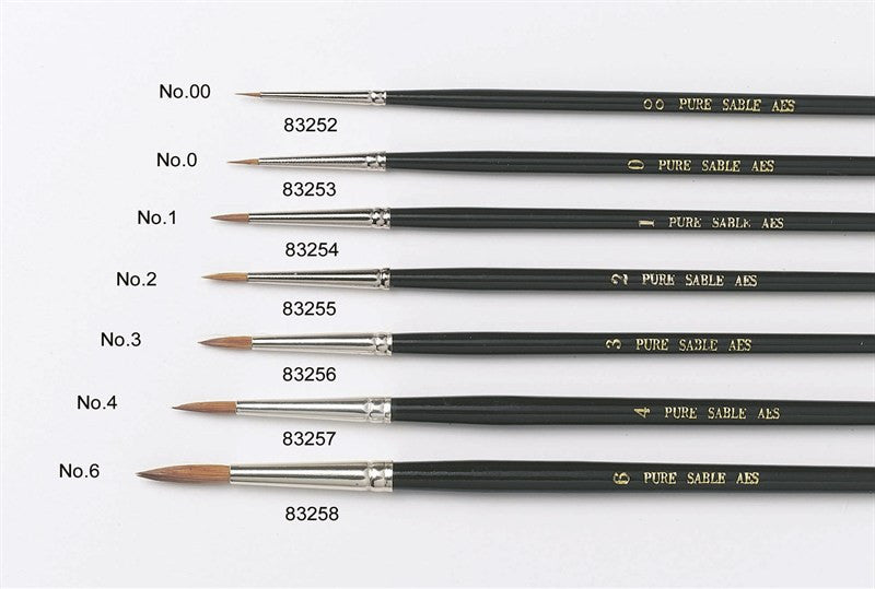 Artist's Pencil Brushes