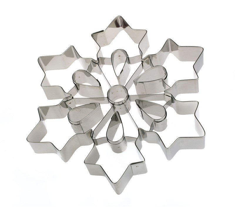 Giant Snowflake Cookie Cutter