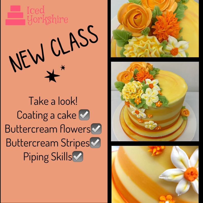 Buttercream Workshop