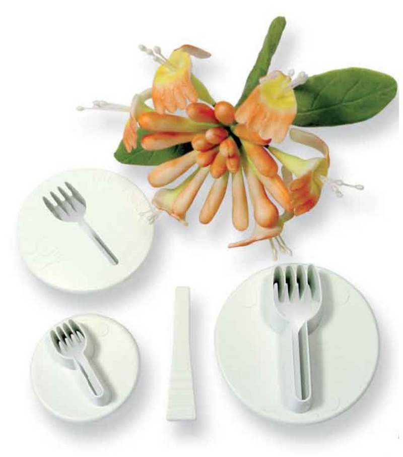 PME Honeysuckle Cutters - Set of 3