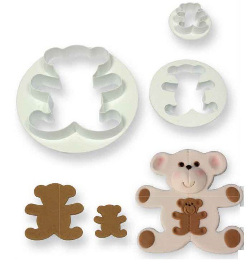 PME Teddy Cutters