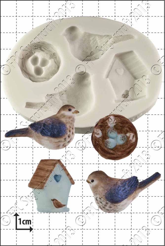 Baby Birds FPC Mould(B031)