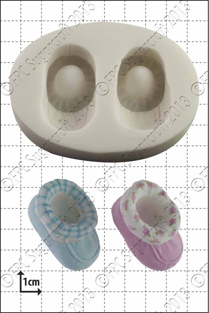Baby Bootees FPC Mould(C043)