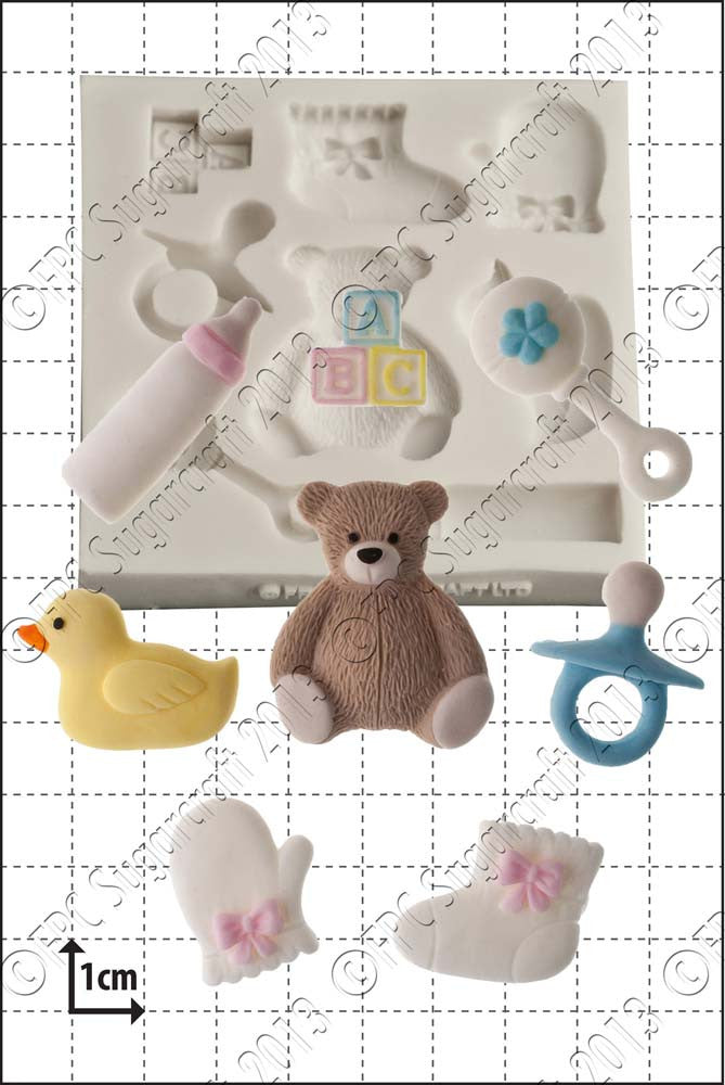 Baby Shower FPC Mould