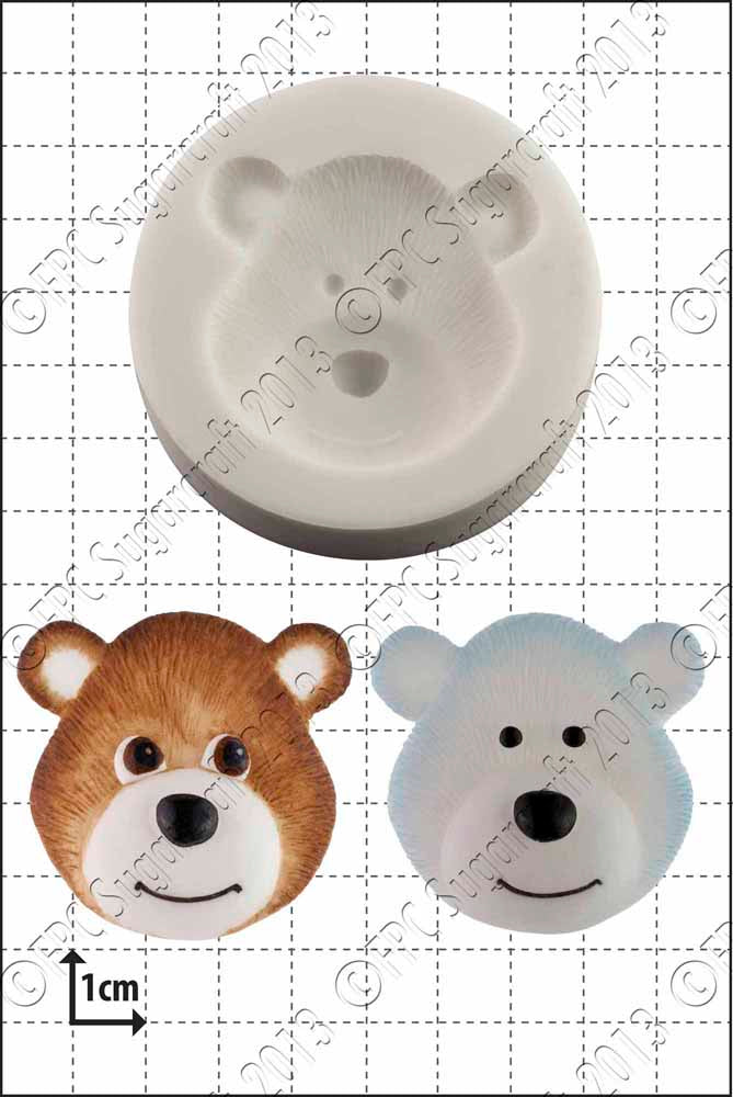 Bear Head FPC Mould