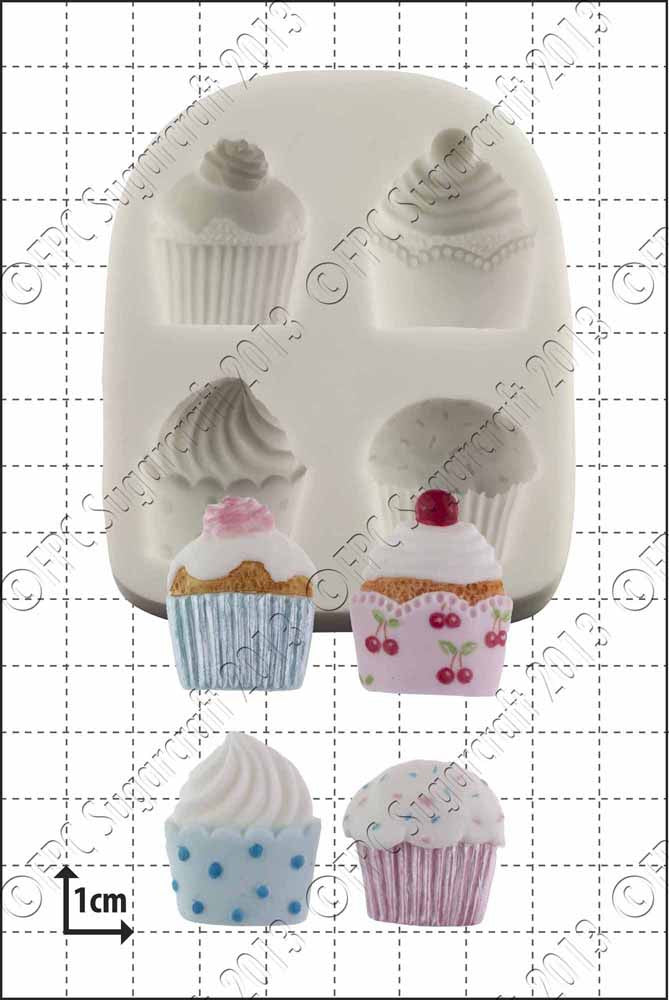 Cupcakes FPC Mould