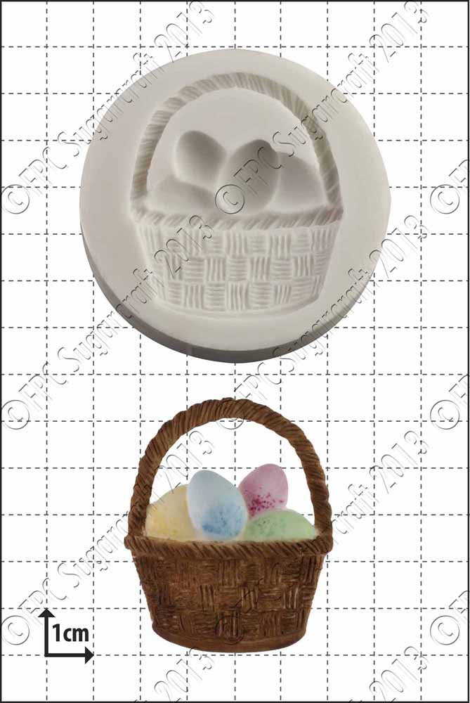 Easter Basket FPC Mould