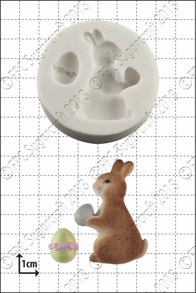 Easter Bunny FPC Mould