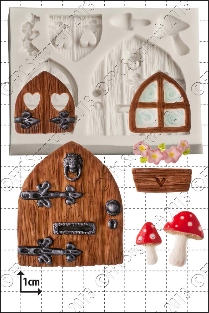 Fairy Door FPC Mould