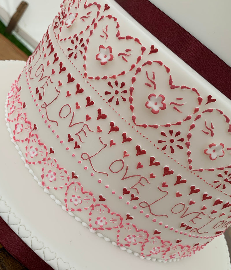 Piping Skills Royal icing & Buttercream 5.30pm-7.30pm