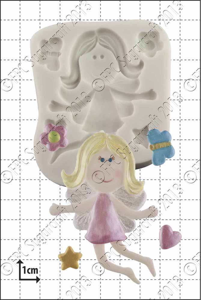 Funky Fairy FPC Mould