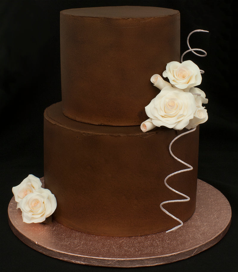 2 Tier Ganache Cake Workshop