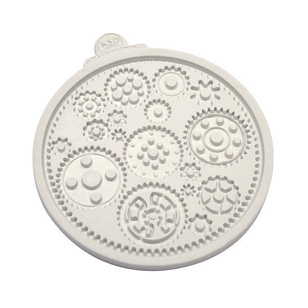 Katy Sue Cogs & Wheels Mould