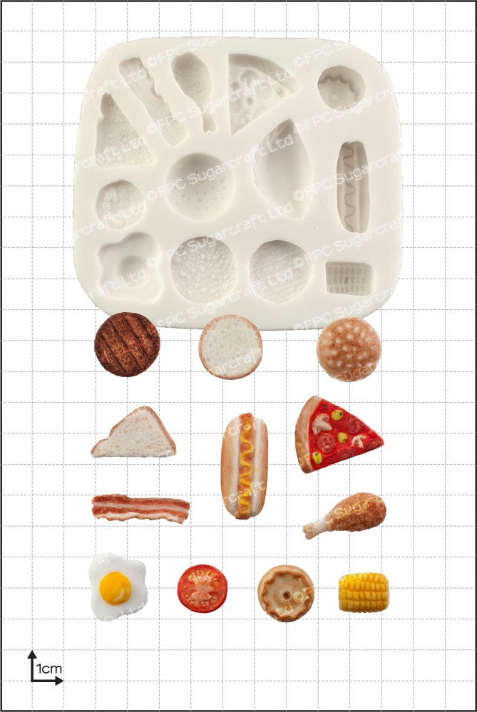 Mini Foods FPC Mould