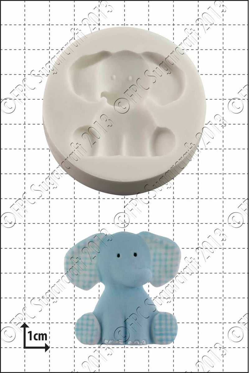 Nursery Elephant FPC Mould(C084)