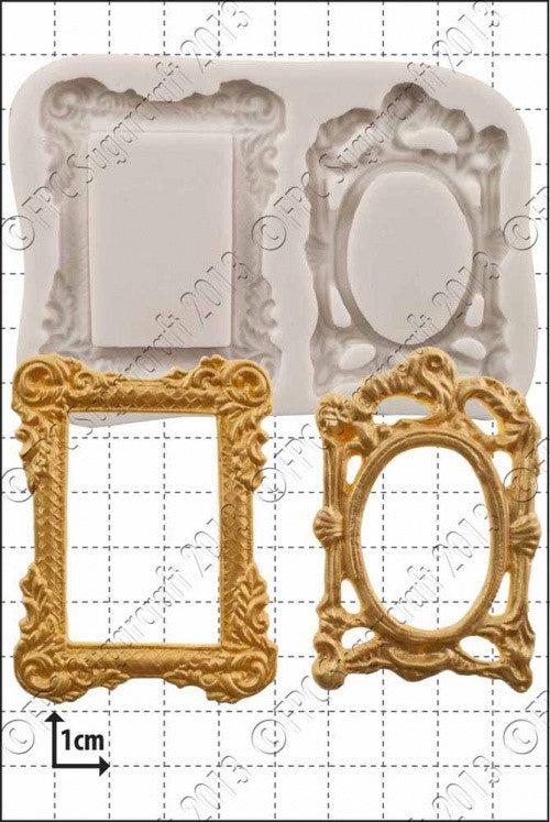 Picture Frames 2 FPC Mould