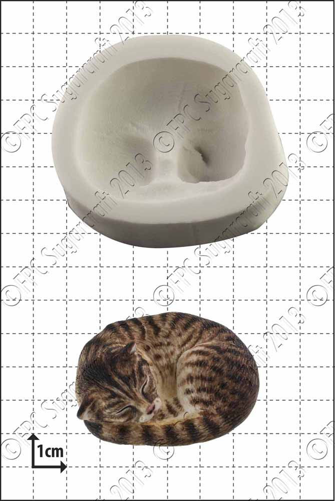 Sleeping Cat FPC Mould