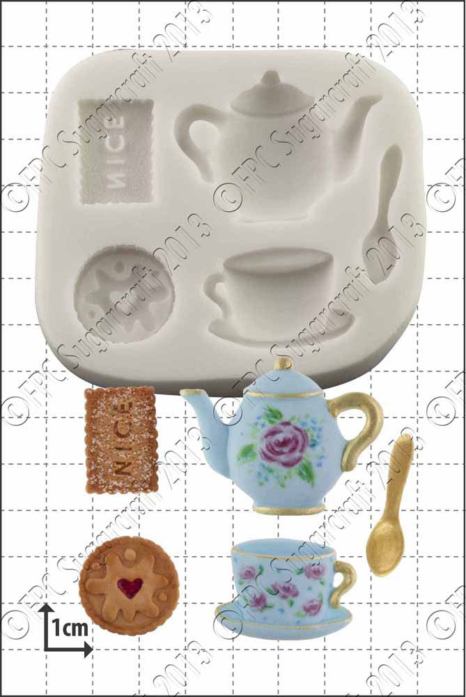 Tea and Biscuits FPC Mould