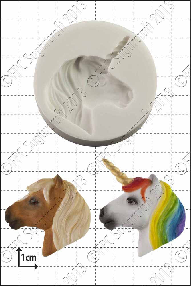 Unicorn Head FPC Mould