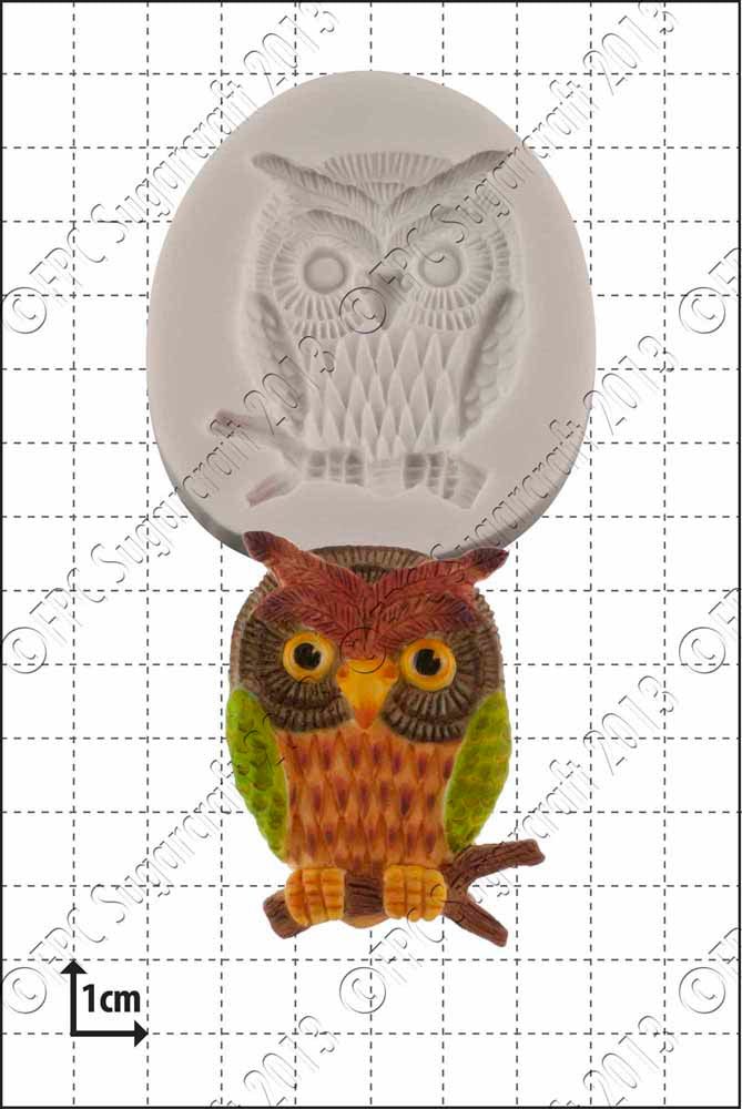 Wise Owl FPC Mould(C152)