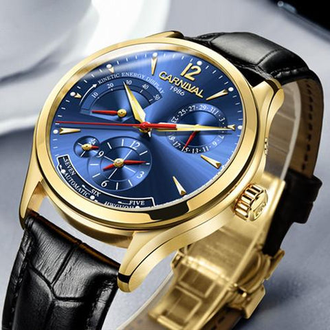Image of Alvor Men's Automatic Analog