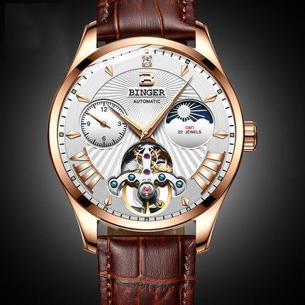 Annecy Moon Phase Analog Limited
