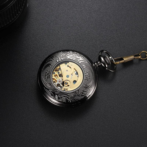 Image of Brussels Steampunk Pocket Watch