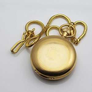 Bucharest Steampunk Pocket Watch