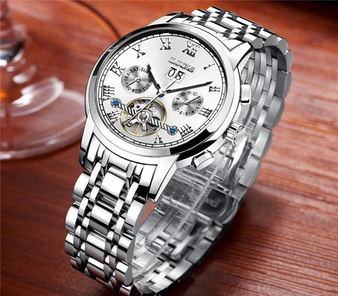 Image of Helios Automatic: Day & Date Analog