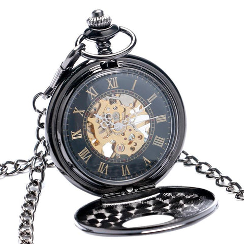Image of Lancashire Steampunk Pocket Watch
