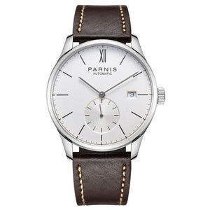 Parnis Bellevue Automatic Analog