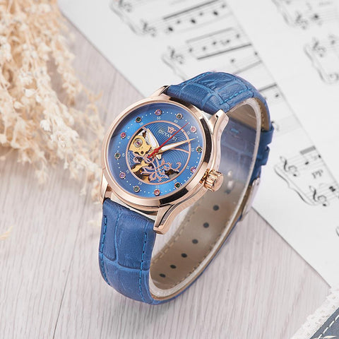 Image of Symphony Midnight Blue Analog