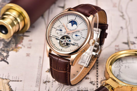 Image of Wellington Automatic Tourbillon: 21 Jewel