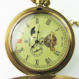 York Classical Pocket Watch