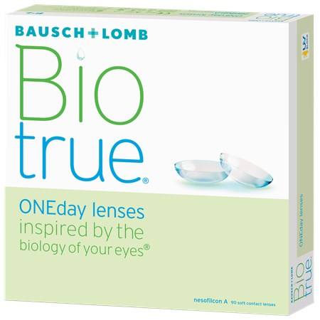 Bausch and Lomb Biotrue 90 Pack