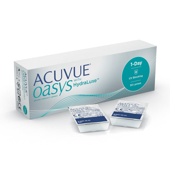 J+J Acuvue 1-Day Oasys 30 Pack