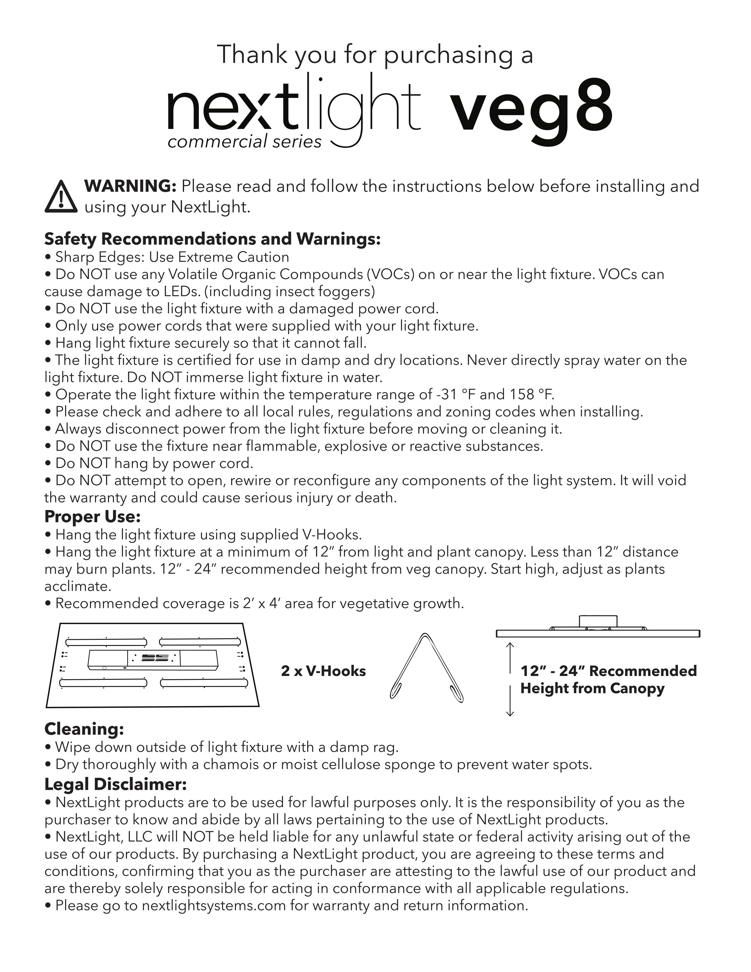 nextlight veg8 instructions kieflabs.com
