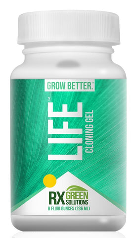 RX Green Solutions Life Clone Gel 8oz (236ml)
