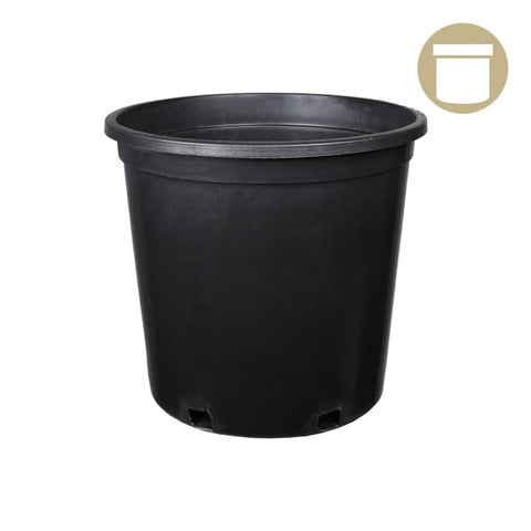 5 Gal. Squat Injection Molded Pot