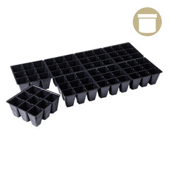 10'' x 20'' 72 Cell Break-a-Part Seedling Tray