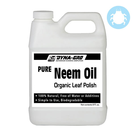 Dyna-Gro Neem Oil Leaf Polish 8 Oz.