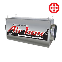 Air Box 1, Stealth Edition (4'')