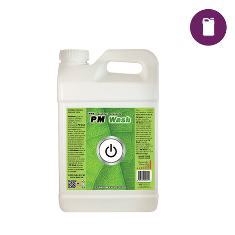 NPK PM Wash - 2.5 Gallon