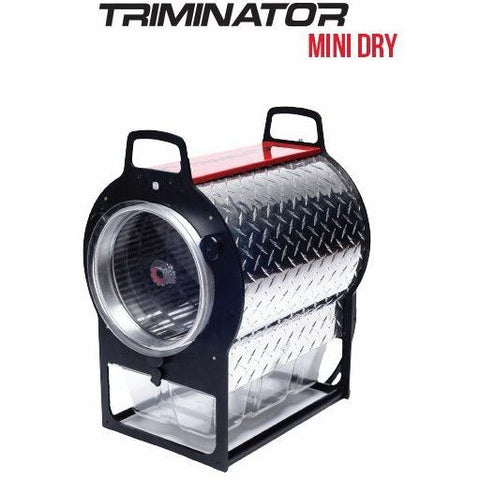 Dry Trimmer - Triminator Mini Dry Portable Bud Trimmer