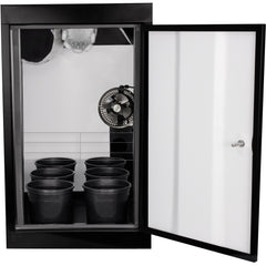 Grow Cabinents - SuperCloset SuperBox CFL Soil Grow Cabinent