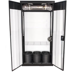 Grow Cabinents - SuperCloset SuperFlower 3.0 HPS Soil Grow Cabinet